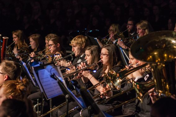 Augustana Symphonic Band