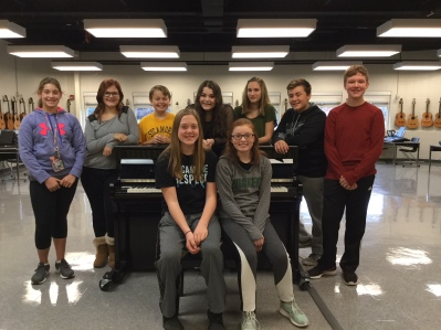 ACDA Honors Choir 2018- Middle School