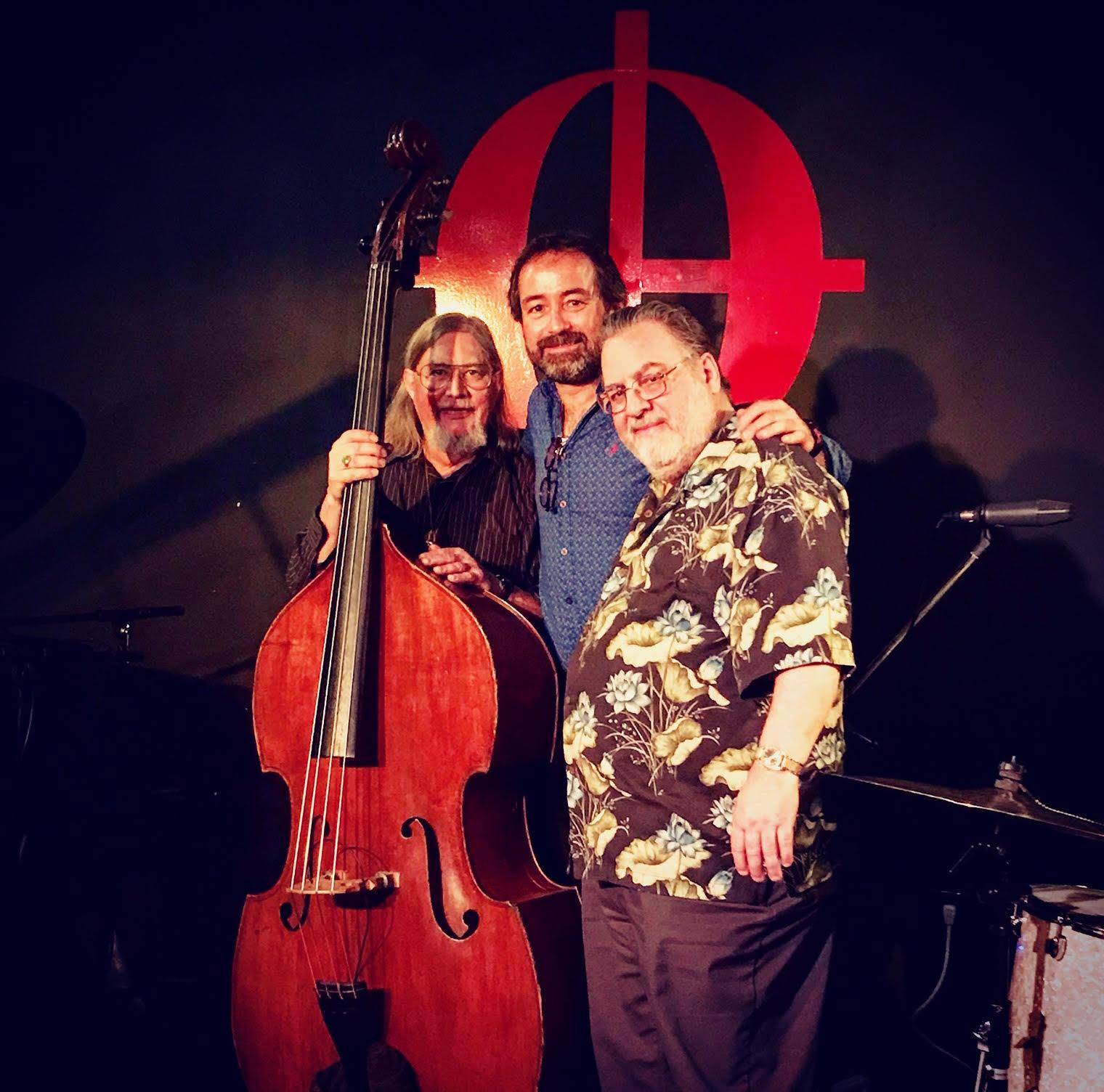 Rodrigo Villanueva Chicago Jazz Trio (1)